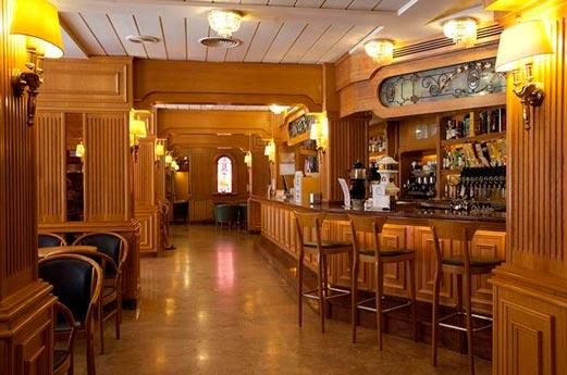 Hotel H-Top Amaika bar