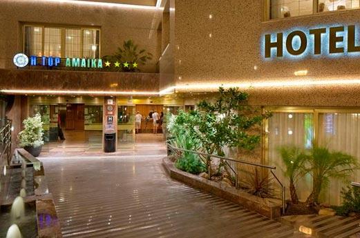 Hotel H-Top Amaika voorkant
