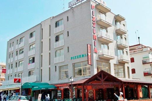 Appartementen Safari voorkant