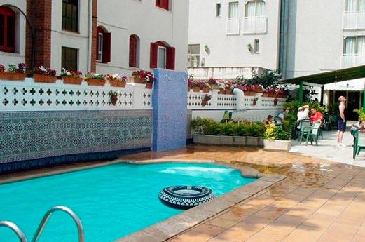 Appartementen Safari zwembad